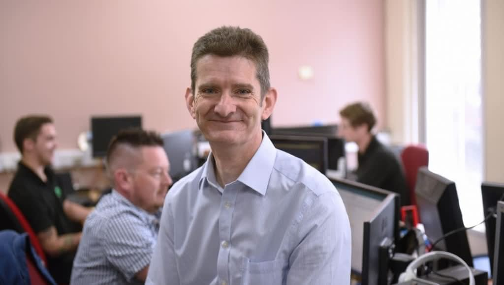 Paul Moore - QSS taking Care of your IT